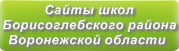 Сайты школ Борисоглебского района Воронежской области