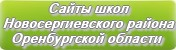 Сайты школ Новосергиевского района Оренбургской области