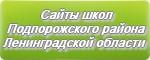 Сайты школ Подпорожского района Ленинградской области