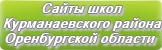 Сайты школ Курманаевского района Оренбургской области